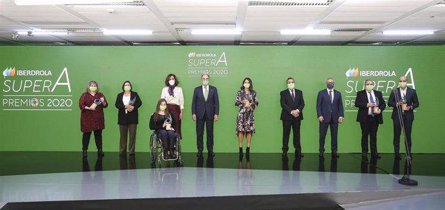 Archivo - Iberdrola lanza sus II Premios SuperA para seguir impulsando la igualdad de género a través del deporte.