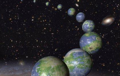 La Vía Láctea puede estar plagada de planetas con océanos y continentes