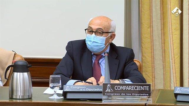 El vicepresidente de Plena Inclusión, Juan Pérez