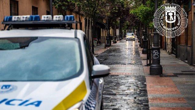 Arrestado un hombre por golpear brutalmente a un agente en la inspección de un local con 35 personas de fiesta