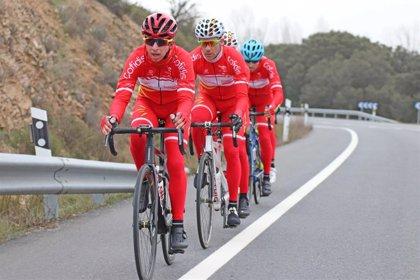El Equipo Cofidis de Promesas Paralímpicas de Ciclismo elige a sus primeros cinco componentes