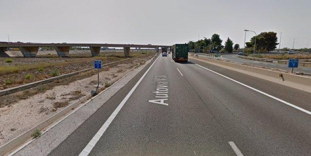 V-30 dirección València