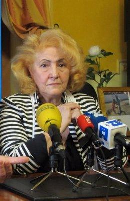 Archivo - Carmen Flores, presidenta de El Defensor del Paciente.