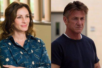 Julia Roberts y Sean Penn protagonizarán una serie sobre el escándalo Watergate
