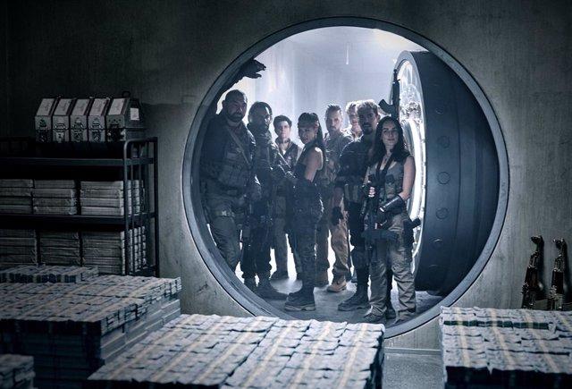 Archivo - Ejército de los muertos, la película de zombies de Zack Snyder, ya tiene fecha de estreno en Netflix