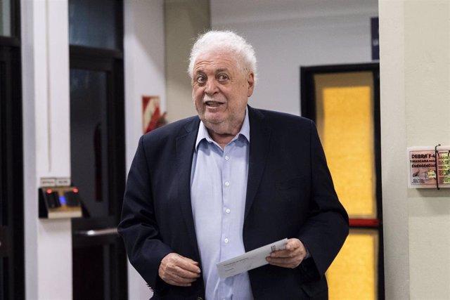 El exministro de Argentina Ginés González García