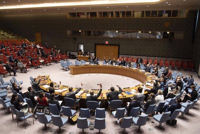 Archivo - Consejo de Seguridad de la ONU
