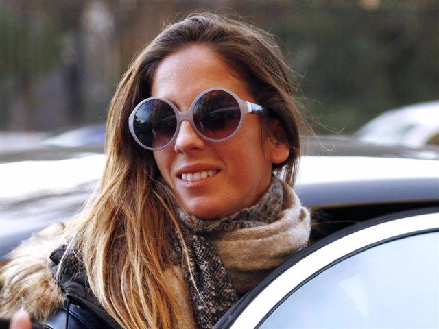 Archivo - Anabel Pantoja no está embarazada