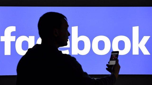 Archivo - Imagen de archivo del logo de Facebook.