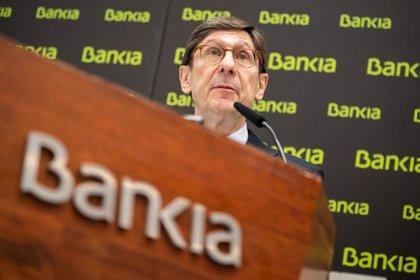 Bankia cumple los requerimientos mínimos de fondos propios y pasivos admisibles exigidos por la JUR