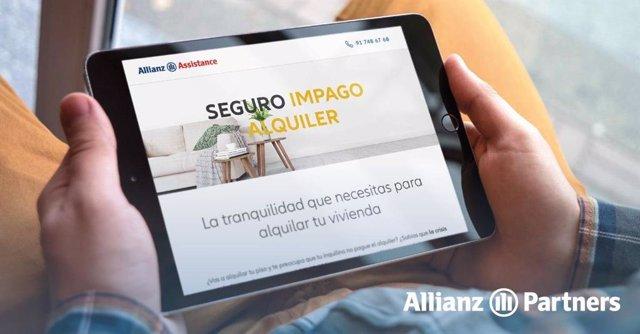 : Allianz Partners Lanza Un Nuevo Espacio Web