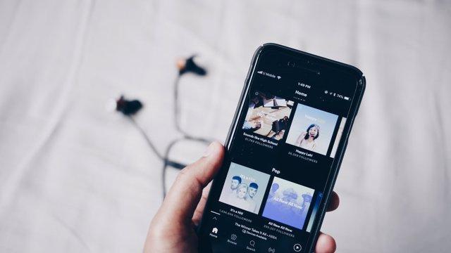 Archivo - Podcasts en Spotify