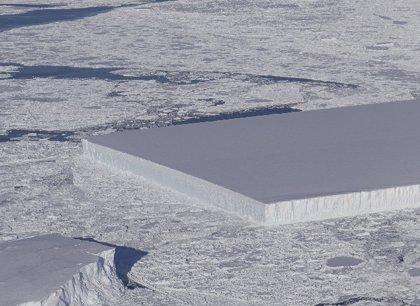 Los icebergs antárticos son claves para nuevas edades de hielo