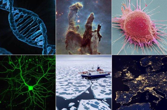 Archivo - El 'Libro Blanco Desafíos Científicos 2030' del CSIC recoge retos en diversas áreas del conocimiento