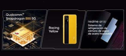 realme GT lidera el rendimiento en la nueva estrategia de producto Flagship Dual para la gama media-alta