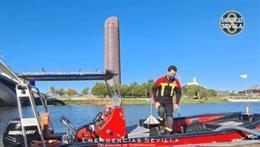 Nuevas labores de búsqueda en el río Guadalquivir