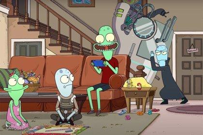 """Justin Roiland, creador de Solar Opposites: """"Korvo es muy diferente de Rick y Morty"""""""