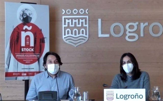 Cerca de 300 comercios de Logroño participarán en la feria 'Ñ Stock', con ofertas en los propios establecimientos del 27 de febrero al 6 de marzo.