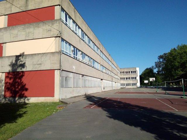Archivo - Instituto García de la Concha, en Villaviciosa