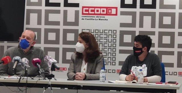 CCOO va a fortalecer la figura de las y los delegados de prevención en las empresas para que sean motores de cambio en la lucha contra la altísima siniestralidad laboral.