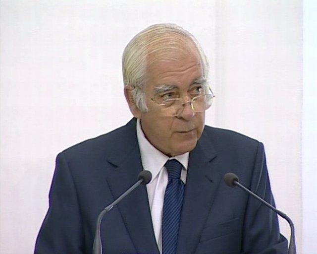 Archivo - Presidente TSJEx, Julio Márquez de Prado