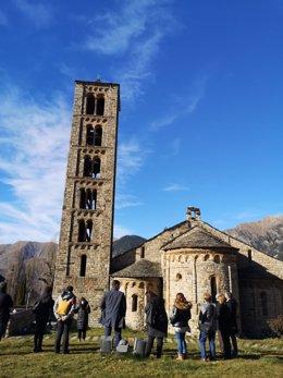 Centre del Romànic de la Vall de Boí.