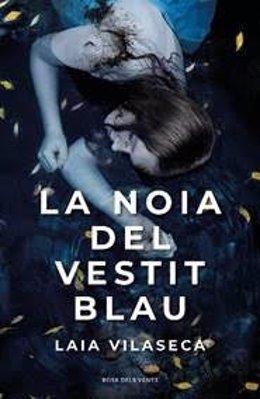 Cubierta de la obra 'La noia del vestit blau' de Laia Vilaseca