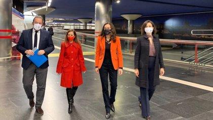 Metro de Madrid y la asociación 'Alcohol y Sociedad' lanzan una campaña para prevenir el consumo en menores