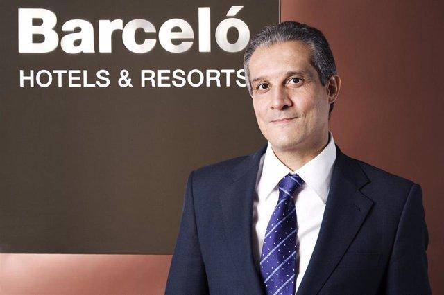 Archivo - Raúl González, consejero delegado de Barceló Hotels.