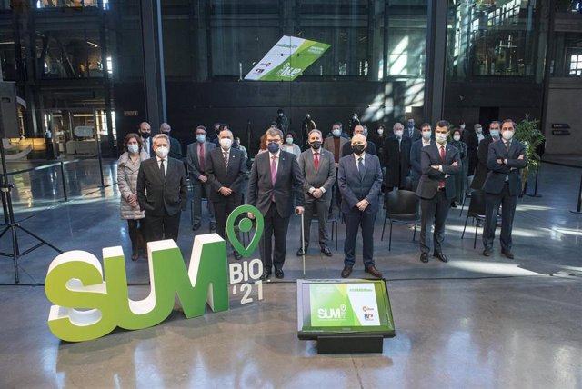 Presentación II Congreso de Movilidad Urbana SUM 21 en Bilbao