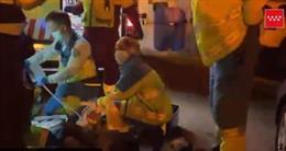 La muerte por un disparo de una mujer en Majadahonda
