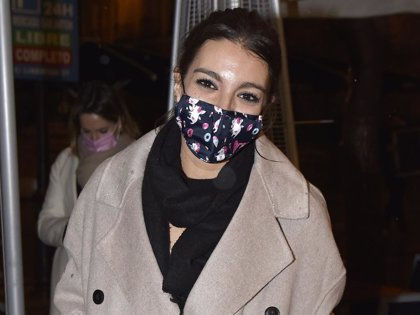 Ana Guerra responde a los rumores que la relacionan sentimentalmente con Dani Rovira