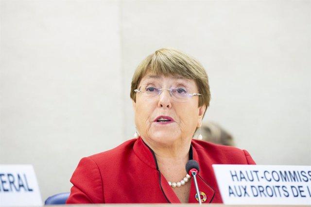 Archivo - Michelle Bachelet