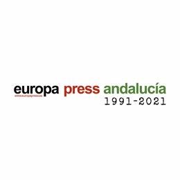 Logo de Europa Press Andalucía en su 30 aniversario