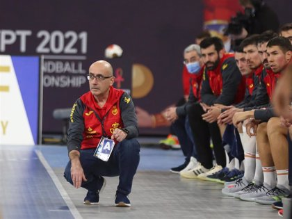 Ribera introduce seis novedades en su lista para jugar contra Eslovaquia y Egipto