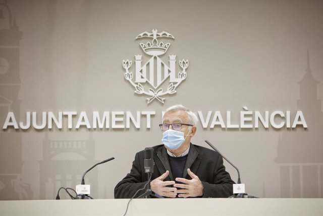 Archivo - El alcalde de València, Joan Ribó, en una imagen reciente.