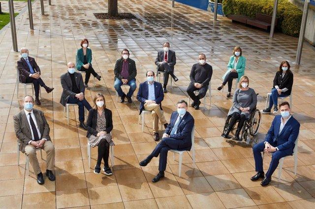 El consejo asesor de Participación, Transparencia y Acción Social de Agbar este martes