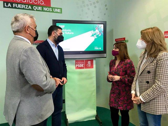 Presentación de la campaña por el Día de Andalucía