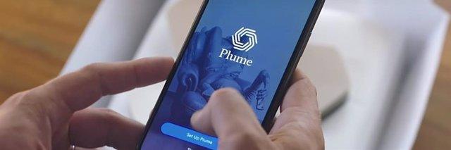 Plume, empresa de servicios para el hogar inteligente (smart home)