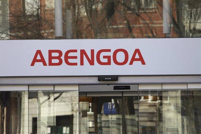 Archivo - ABENGOA