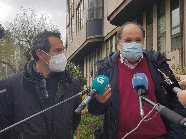 Hosteleros y comerciantes de Vigo reclaman ante el TSXG una indemnización por lucro cesante