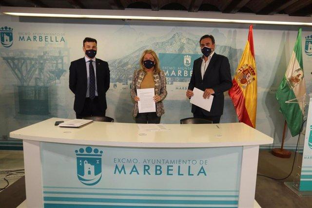 Ayuntamiento de Marbella destina dos millones de euros a ayudas directas a pymes frente a la pandemia