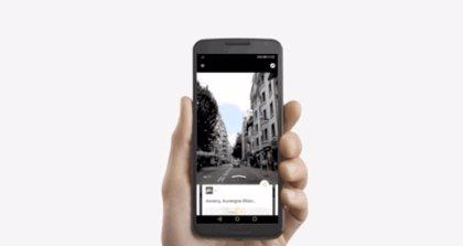 Street View prepara otra herramienta para que los usuarios aporten sus fotos mientras caminan