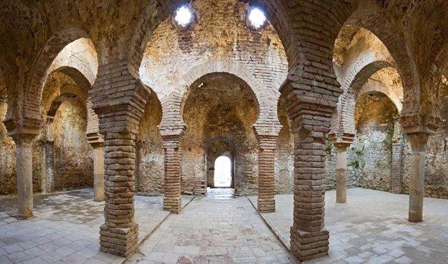Archivo - Baños árabes de Ronda (Málaga)