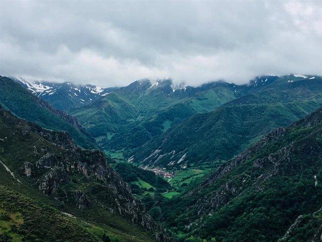 Montes del suroccidente asturiano