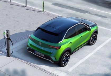 El nuevo Opel Mokka-e dispone de sistema de preacondicionamiento en remoto