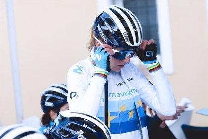 Van Vleuten debuta con el Movistar Team femenino este sábado en Bélgica