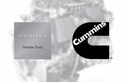 Daimler Truck y Cummins firman una asociación para el suministro de motores de vehículos comerciales