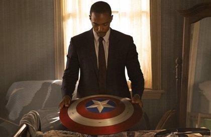 ¿Falcon y el Soldado de Invierno mostrará el funeral de Capitán América?