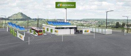 TMB e Iberdrola firman el contrato para la primera planta de hidrógeno de uso público en España